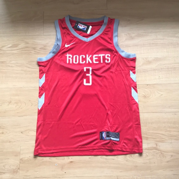 new product f603a 16624 Nike Chris Paul Houston Rockets Jersey NWT